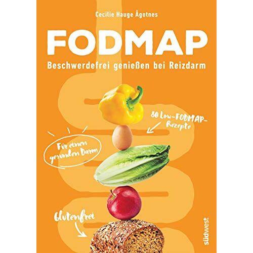 Cecilie Hauge Ågotnes - FODMAP: Beschwerdefrei genießen bei Reizdarm - 80 Low-FODMAP-Rezepte für einen gesunden Darm - Preis vom 05.05.2021 04:54:13 h