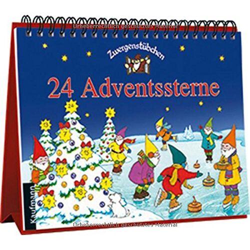 Elke und Timo Schuster - Zwergenstübchen 24 Adventssterne - Preis vom 15.01.2021 06:07:28 h
