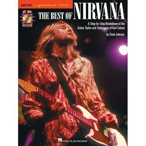 - The Best of Nirvana: Noten, CD, Tabulatur für Gitarre (Guitar Signature Licks) - Preis vom 21.10.2020 04:49:09 h