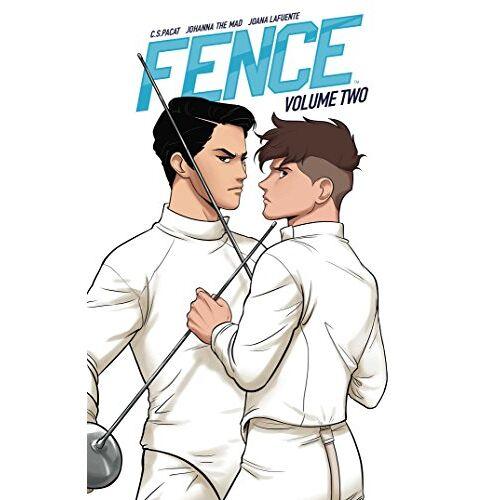 C.S. Pacat - Fence, Vol. 2 - Preis vom 06.05.2021 04:54:26 h