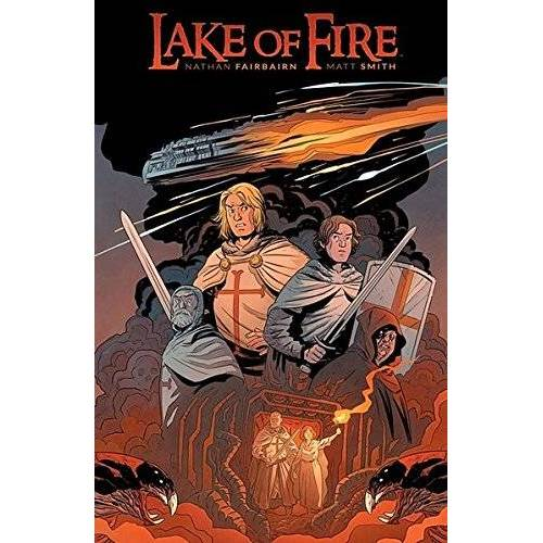 Nathan Fairbairn - Lake of Fire - Preis vom 28.02.2021 06:03:40 h