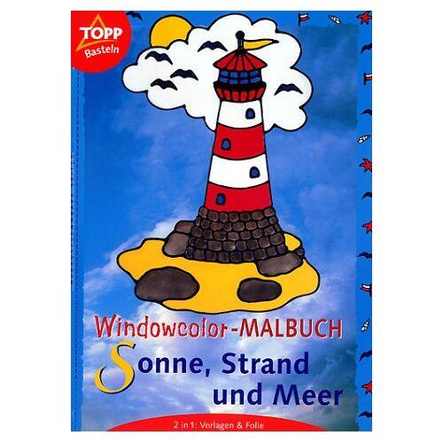 Armin Täubner - Windowcolor-Malbuch, Sonne, Strand und Meer - Preis vom 23.02.2021 06:05:19 h