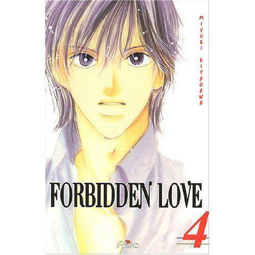 Miyuki Kitagawa - Forbidden Love, Tome 4 : - Preis vom 25.01.2021 05:57:21 h