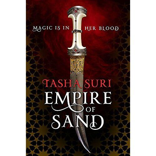 Tasha Suri - Empire of Sand - Preis vom 25.02.2021 06:08:03 h