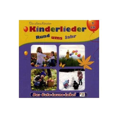 Kinderlieder - Kinderlieder Rund ums Jahr - Preis vom 16.01.2021 06:04:45 h