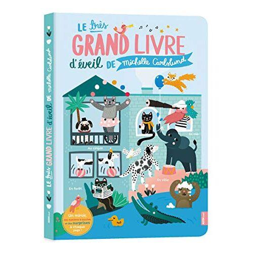 Michelle Carlslund - Mon très grand livre d'éveil - Les animaux de Michelle Carlslund - Preis vom 16.01.2021 06:04:45 h