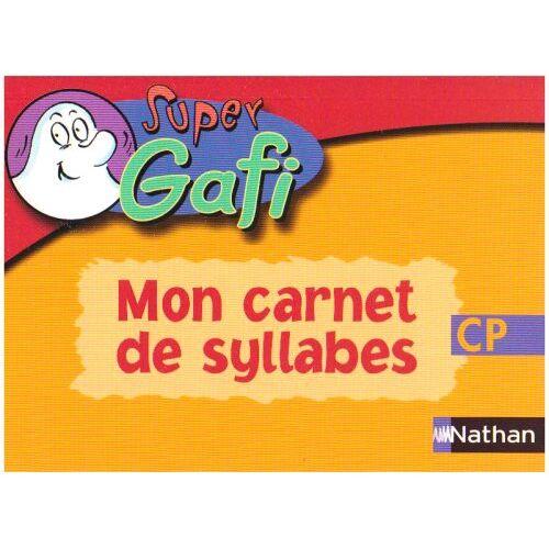 Alain Bentolila - Mon carnet de syllabes CP - Preis vom 28.02.2021 06:03:40 h