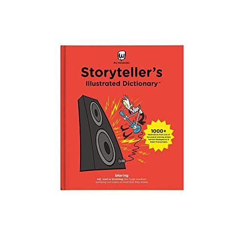 Mrs Wordsmith, Mrs Wordsmith - Wordsmith, M: Storyteller's dictionary UK (Slim Edition) - Preis vom 23.02.2021 06:05:19 h