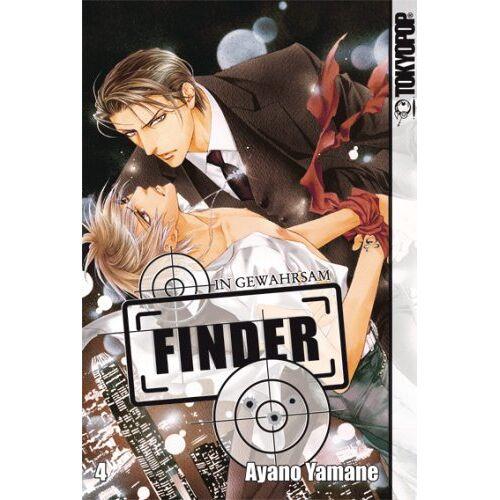 Ayano Yamane - Finder 04, In Gewahrsam - Preis vom 23.02.2021 06:05:19 h