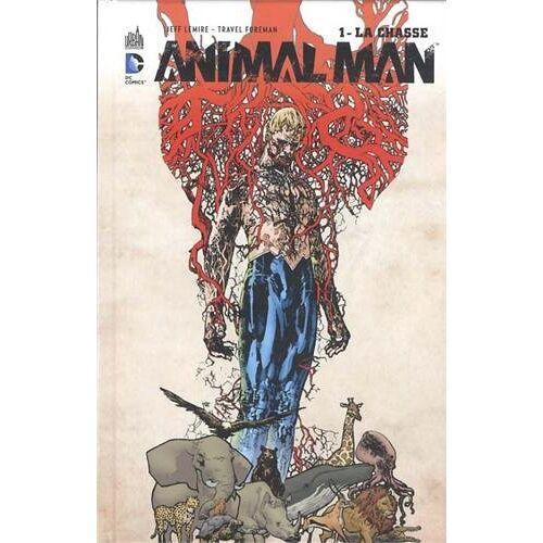 Jeff Lemire - Animal man - Preis vom 16.04.2021 04:54:32 h