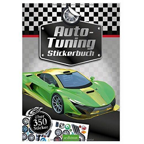 - Auto-Tuning Stickerbuch: über 350 Sticker (Mein Stickerbuch) - Preis vom 05.09.2020 04:49:05 h