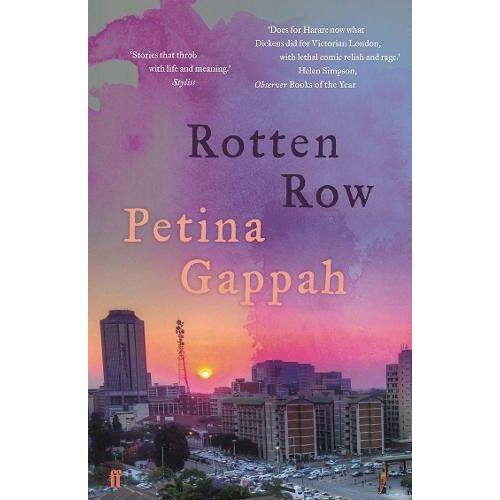 Petina Gappah - Rotten Row - Preis vom 14.01.2021 05:56:14 h