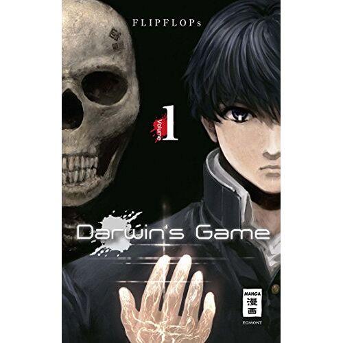 FLIPFLOPs - Darwin's Game 01 - Preis vom 09.04.2020 04:56:59 h