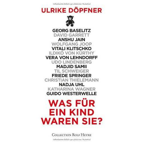 Ulrike Döpfner - Was für ein Kind waren Sie? - Preis vom 20.10.2020 04:55:35 h