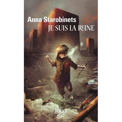 Anna Starobinets - Je suis la reine - Preis vom 05.09.2020 04:49:05 h