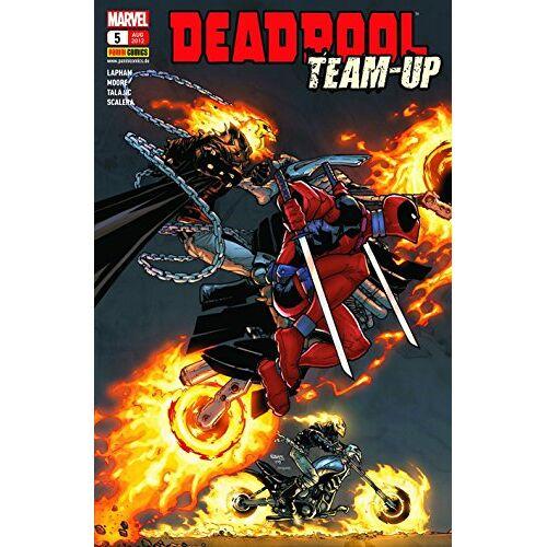 Mike Benson - Deadpool: Bd. 5: Team-Up 1 - Preis vom 08.05.2021 04:52:27 h