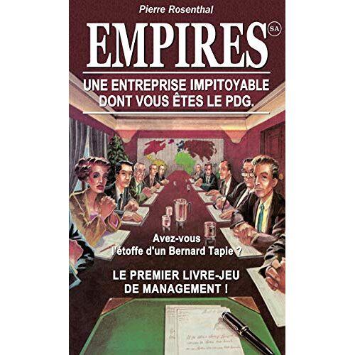 Pierre Rosenthal - Empires SA - Preis vom 15.04.2021 04:51:42 h