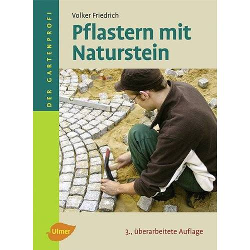 Volker Friedrich - Pflastern mit Naturstein - Preis vom 21.10.2020 04:49:09 h