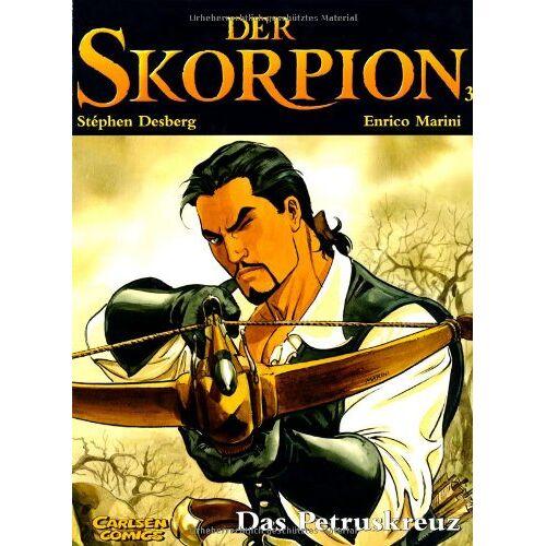 Enrico Marini - Der Skorpion, Band 3: Das Petruskreuz - Preis vom 25.02.2021 06:08:03 h