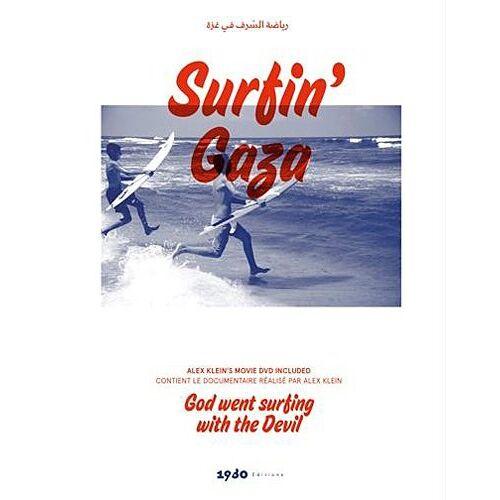 Alexander Klein - Surfin' Gaza God Went Surfing with the Devil - Preis vom 26.01.2021 06:11:22 h
