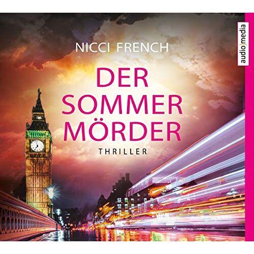 Nicci French - Der Sommermörder - Preis vom 02.06.2020 05:03:09 h