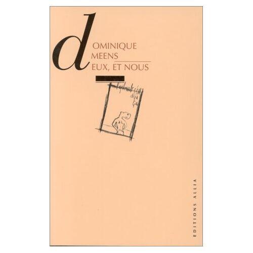 Dominique Meens - Ornithologie du promeneur 2 - Eux, et nous (Allia) - Preis vom 03.05.2021 04:57:00 h