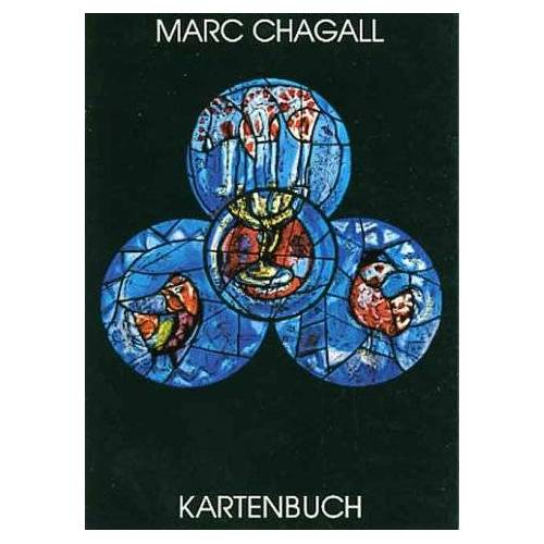 - Marc Chagall: Kirchenfenster St. Stephan, Mainz - Preis vom 18.04.2021 04:52:10 h