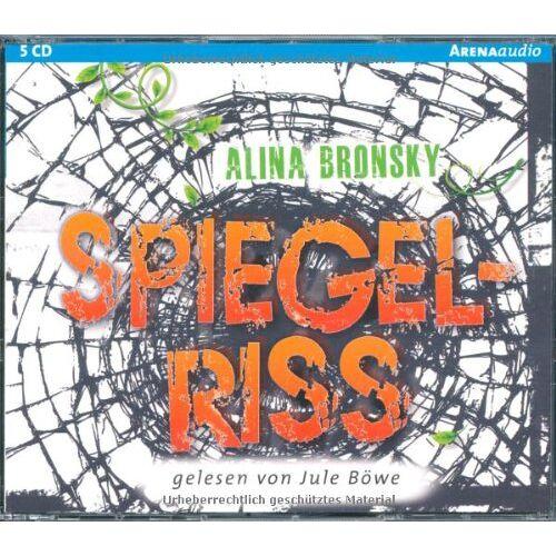 Alina Bronsky - Spiegelriss - Preis vom 21.10.2020 04:49:09 h