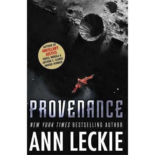 Ann Leckie - Provenance - Preis vom 23.01.2021 06:00:26 h