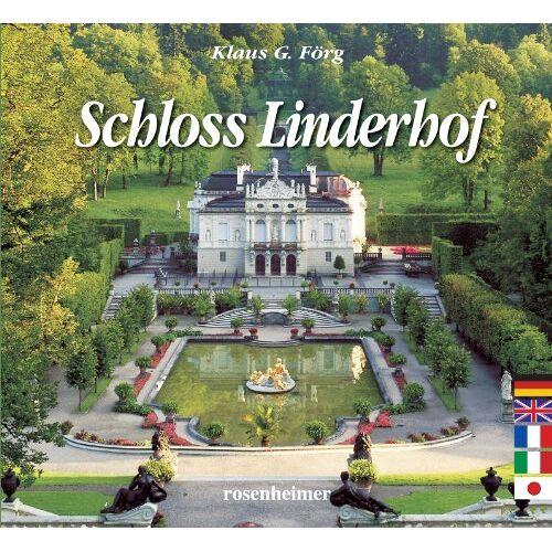 Klaus G. Förg - Schloss Linderhof - Preis vom 10.05.2021 04:48:42 h