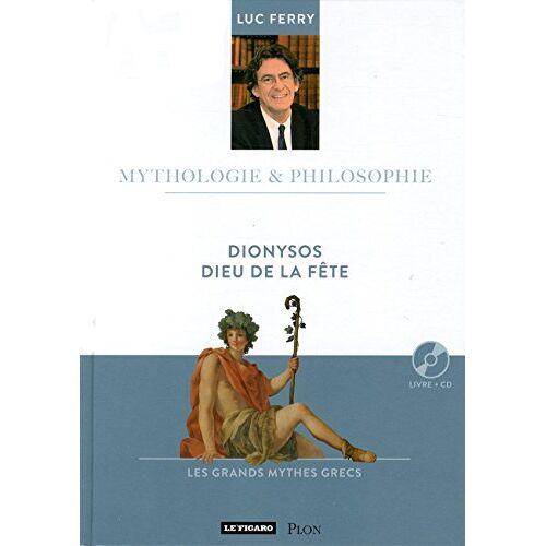 Luc Ferry - Dionysos, dieu de la fête (1CD audio) - Preis vom 13.05.2021 04:51:36 h