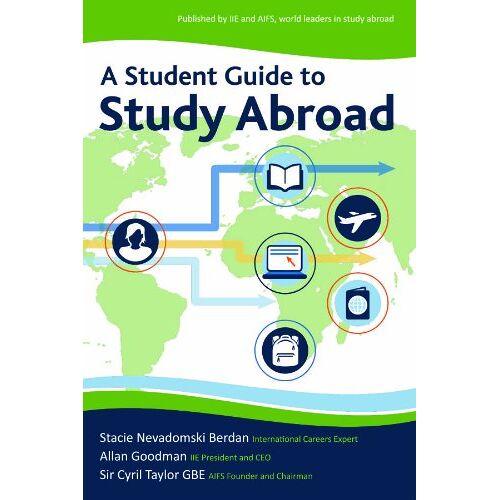 Berndan, Stacie Nevadomski - A Student Guide to Study Abroad - Preis vom 28.02.2021 06:03:40 h