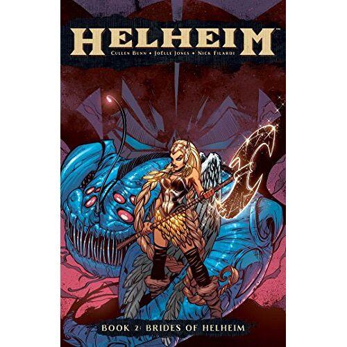 Cullen Bunn - Helheim Volume 2: Brides of Helheim - Preis vom 10.05.2021 04:48:42 h
