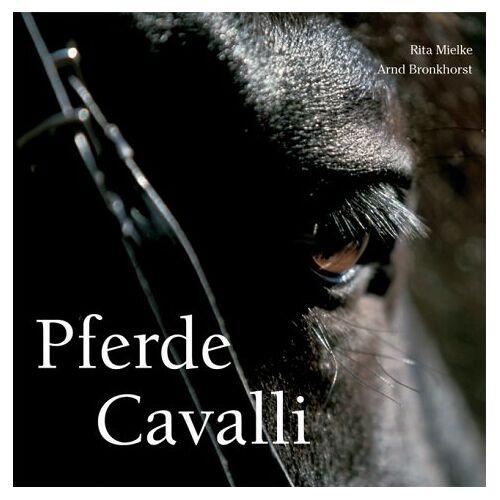 Rita Mielke - Pferde. Cavalli (Brick) - Preis vom 16.04.2021 04:54:32 h