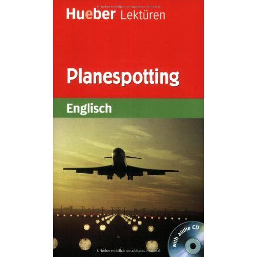 James Bean - Planespotting: Lektüre mit Audio-CD: Stufe 1 (5. Klasse) - Preis vom 14.04.2021 04:53:30 h