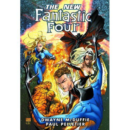 Dwayne McDuffie - Fantastic Four: The New Fantastic Four - Preis vom 18.04.2021 04:52:10 h