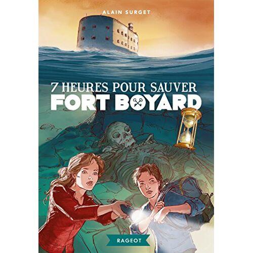 Alain Surget - Fort Boyard, Tome 6 : 7 heures pour sauver Fort Boyard - Preis vom 21.10.2020 04:49:09 h
