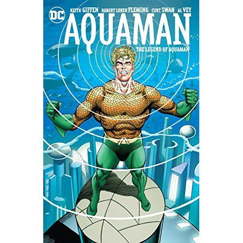 Keith Giffen - Aquaman: The Legend of Aquaman - Preis vom 20.10.2020 04:55:35 h