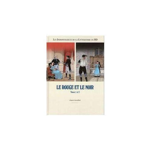 - LE ROUGE ET LE NOIR - TOMES 1 & 2 - LA LITTÉRATURE EN BD - Preis vom 20.10.2020 04:55:35 h