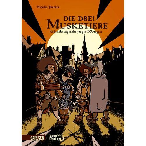 Nicolas Juncker - Die drei Musketiere: Aus dem Tagebuch des jungen D'Artagnan - Preis vom 14.04.2021 04:53:30 h