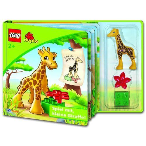 - LEGO Duplo - Spiel mit, kleine Giraffe! - Preis vom 21.01.2020 05:59:58 h
