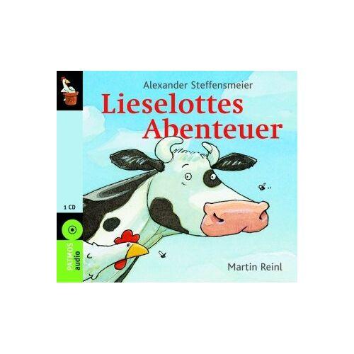 Alexander Steffensmeier - Lieselottes Abenteuer - Preis vom 14.12.2019 05:57:26 h