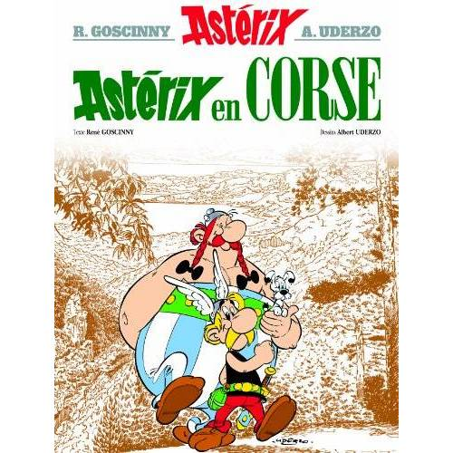 René Goscinny - Astérix, tome 20 : Astérix en Corse (Une Aventvre D'asterix) - Preis vom 18.10.2020 04:52:00 h