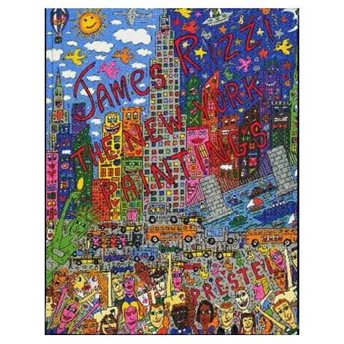 James Rizzi - James Rizzi. Englische Ausgabe: The New York Paintings (Art & Design) - Preis vom 16.04.2021 04:54:32 h