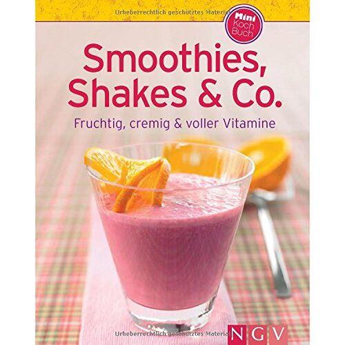Susanne Grüneklee - Smoothies, Shakes & Co. (Minikochbuch): Fruchtig, cremig und voller Vitamine - Preis vom 02.08.2019 05:57:43 h