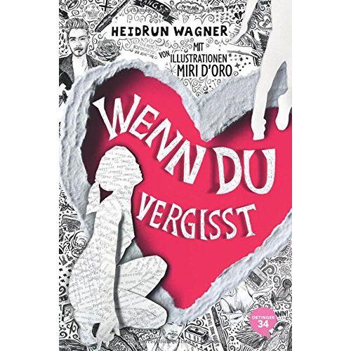 Heidrun Wagner - Wenn du vergisst: Band 1 - Preis vom 17.09.2019 06:12:30 h