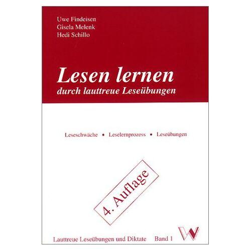 Uwe Findeisen - Lauttreue Leseübungen und Diktate: Lesen lernen durch lauttreue Leseübungen: BD 1 - Preis vom 25.02.2021 06:08:03 h