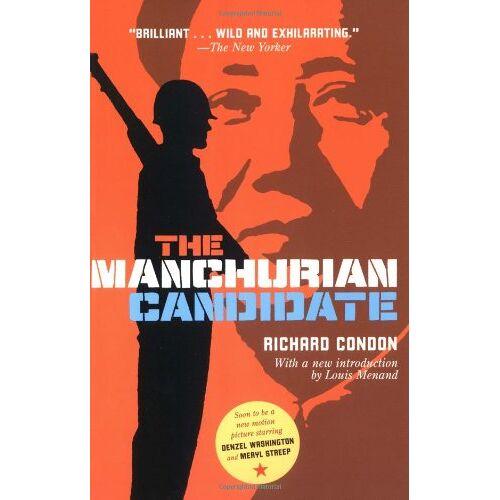 Richard Condon - The Manchurian Candidate - Preis vom 14.04.2021 04:53:30 h