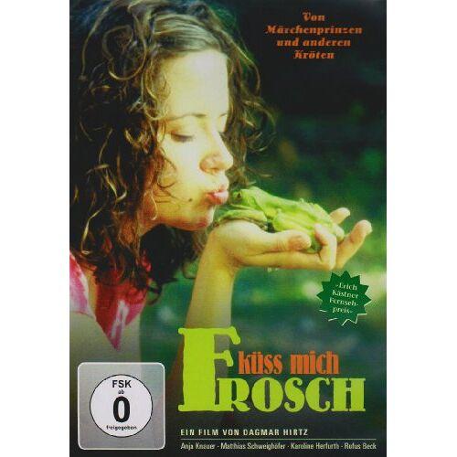 - Küss mich Frosch, 1 DVD - Preis vom 15.10.2020 04:56:03 h