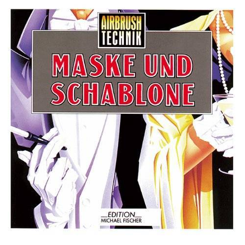 Judy Martin - Airbrush-Technik, Maske und Schablone - Preis vom 21.10.2020 04:49:09 h